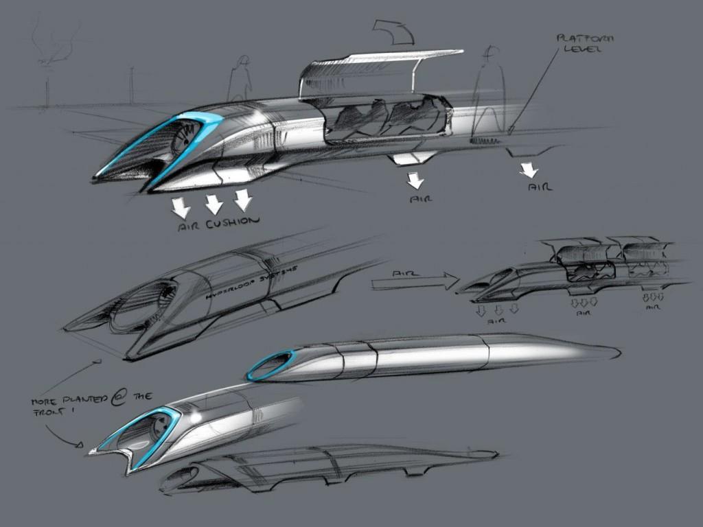 The Hyperloop