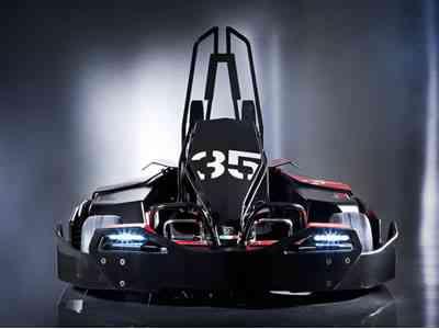 AIS Kart Front